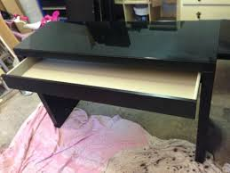 black vanity table ikea ikea malm side table black coryc me