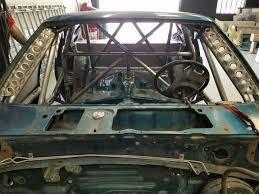 lexus sc300 roll cage ford fia foxbody