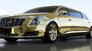 limousine bugatti forza motorsport 6 gold 2013 cadillac xts limousine car showcase