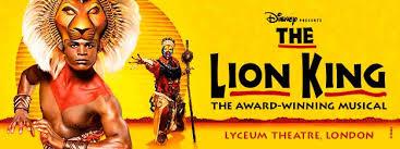 tickets disney u0027s lion king london ticmate