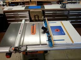 Ridgid Router Table New Router Wing On My Ridgid R4512 By Woodwrecker Lumberjocks