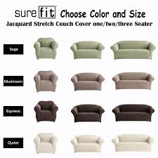 Stretch Slipcovers For Sofa by Furniture Sofa Slipcover Sure Fit Slipcovers Sofa Bed Bath