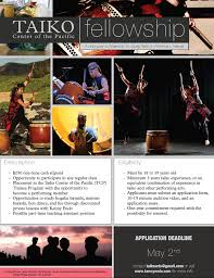 fellowship taiko center of the pacific