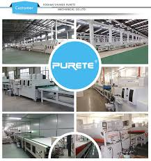 ir heating infrared flow leveling machine for paint view