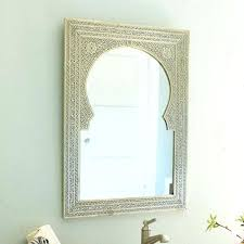brass bathroom mirrors antique brass bathroom mirror light 72poplar com