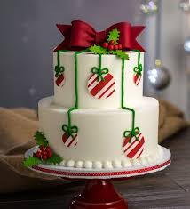 Christmas Cake Decorations Icing by 15 Creative Christmas Cake Decoration Ideas