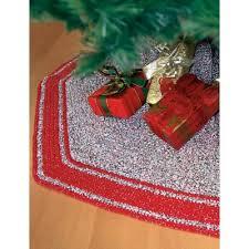 free crochet patterns for home decor free crochet tree skirt patterns archives crochet kingdom 4 free