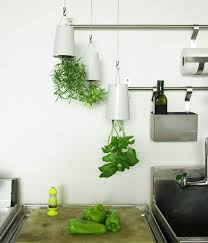 Indoor Herb Planters by Upside Down Herb Planters Http Www Myhomerocks Com 2012 03