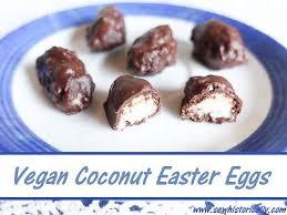 coconut easter eggs vegan coconut easter eggs sew historically