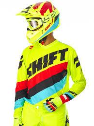 womens motocross gear uk shift motocross shift mx kit freestylextreme united kingdom
