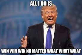 All I Do Is Win Meme - image tagged in donald trump imgflip