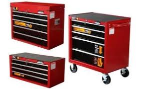 professional tool chests and cabinets halfords professional tool chest roll cabinet bundle mega price