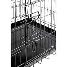dog cage doors u0026 2017 popular heavy duty black dog kennels two