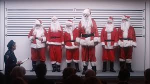 the night santa went crazy 18 killer santas from tv and film