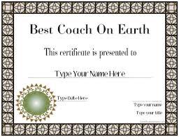 ffa certificate template special certificate scholarship award certificatestreet