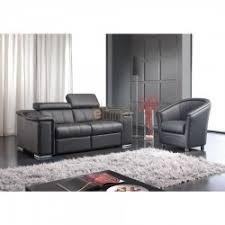 canape cuir design contemporain canapés et literie meubles elmo