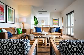 Decorating With Brown Leather Sofa Decorating The Best Colours To Pair With A Brown Leather Sofa On