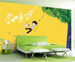 3d wallpaper custom photo wall paper kids u0027 room children u0027s music