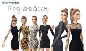 17 long sleeve dresses dani paradise