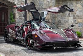 pagani zonda gold red carbon fiber pagani huayra bc dubbed the kingtasma arrives in