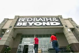 Bed Bath Beyond Credit Card Exclusive Say Goodbye To Bed Bath U0026 Beyond U0027s Generous Return