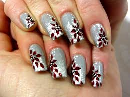 879 best a christmas nail art images on pinterest holiday nails