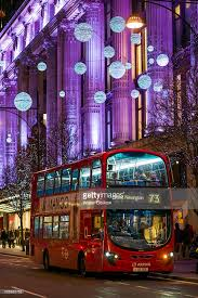 Christmas Decorations Oxford Street - uk england london soho oxford street christmas decorations and