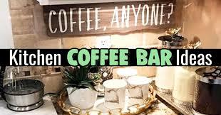 coffee kitchen cabinet ideas kitchen coffee bar ideas 30 kitchen coffee bar pictures