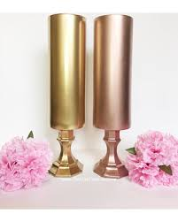 gold centerpieces don t miss this deal on one 14 vase wedding centerpiece