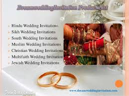 marriage invitation cards online online wedding invitation cards by dreamwedding invitation