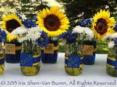 Diy Graduation Centerpieces by Diy Wedding With Handmade Charm Grad Parties Gardens And
