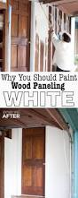 paneling how to paint wood paneling successfully in my own style