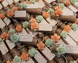 best wedding favors unique mint wedding favors modwedding