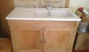 Kitchen Sink Units Fascinating Free Standing Kitchen Sink Unit Units 15638 Home