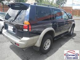 used car mitsubishi montero sport costa rica 2003 mitsubishi