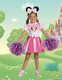 Cheerleading Halloween Costumes Kids Minnie Mouse Costumes U0026 Dresses Halloweencostumes