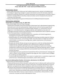 Property Management Resume Government Property Administrator Cover Letter