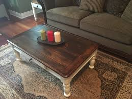 Solid Pine Table Pine Coffee Table Makeover Design A D D Pine Tables Made Into