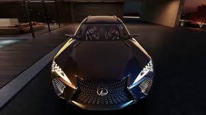 lexus sports car uk lexus uk lexus ux concept car review youtube