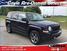 2015 jeep patriot for sale used jeep patriot for sale in louisville ky cars com