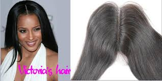 center part weave hairstyles center parting indian hair silky straight lace front closure