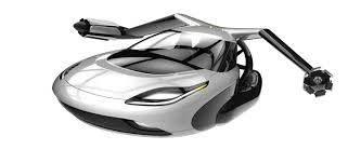 future flying cars terrafugia updates flying car design shows realistic animation