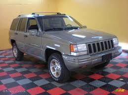 charcoal jeep grand cherokee 1996 charcoal gold satin jeep grand cherokee limited 4x4 29536632