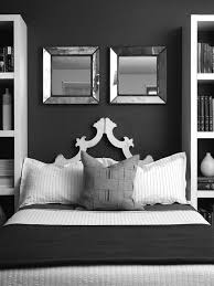 gray walls in bedroom dark grey walls with white furniture white bedroom design