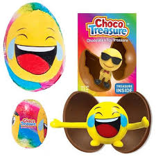 where to buy chocolate eggs with toys inside emoji chocotreasure eggs with inside 12 box