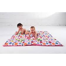 minene tappeto attivit罌 portatile fucsia la culla dei piccoli