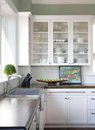 rustic glass kitchen cabinets rustic cabinets glass fronted page 1 line 17qq