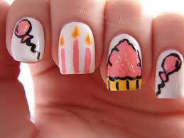 20 happy birthday nail art ideas u0026 designs for girls 2013 girlshue
