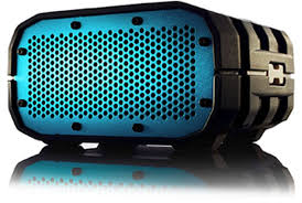 Ecoxgear Rugged And Waterproof Stereo Boombox Grace Digital Ecoxgear Ecoboulder Bluetooth Speaker