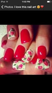 ideas for acrylic nails first time beautylish